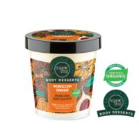 ORGANIC SHOP- Body Desserts – MOROCCAN ORANGE  – modelujący suflet do ciała