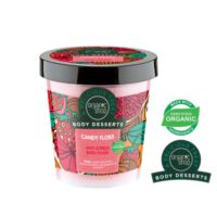 ORGANIC SHOP- Body Desserts – CANDY FLOSS – antystresowa  piana do kąpieli