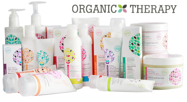 ORGANIC THERAPY - banner kategorii